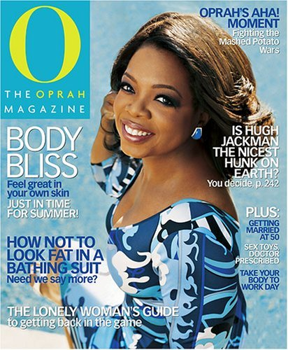 Post image for Hurry! O, The Oprah Magazine Only $6.99