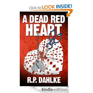 Post image for Amazon Free Book Download: A DEAD RED HEART (The Lalla Bains Series)