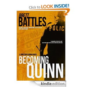 Post image for Amazon Free Book Download: Becoming Quinn (A Jonathan Quinn Novel)