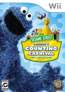 Post image for Amazon: Sesame Street: Cookie's Counting Carnival for Wii $6.90