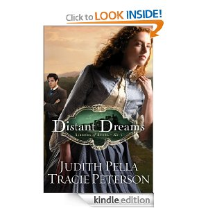 Post image for Amazon Free Book Download: Distant Dreams (Ribbons of Steel Book #1)