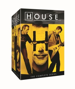 "Post image for Amazon Daily Deal: ""House"" The Complete Series $83.99"