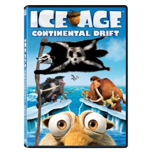 "Post image for Target: ""Ice Age: Continental Drift DVD $9.99"