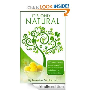 Post image for Amazon Free Book Download: It's Only Natural: 200 Natural Cleaning Product Recipes