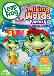Post image for Amazon: LeapFrog: Talking Words Factory DVD $7.49
