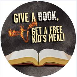 Post image for Longhorn Steakhouse: Give a Book, Get a Meal