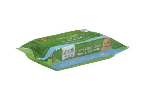 Post image for Amazon: Seventh Generation Free and Clear Baby Wipes Refill Pack $.03 Per Wipe