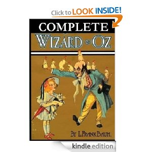 Post image for The Complete Wizard of Oz Collection by L. Frank Baum only $.99!!