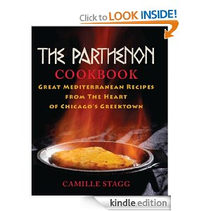 Post image for Amazon Free Book Download: The Parthenon Cookbook: Great Mediterranean Recipes