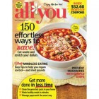 Post image for Recyclebank-One Year Subscription To All You Magazine Only 400 points