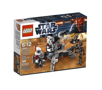Post image for Amazon: LEGO Star Wars Elite Clone Trooper and Commando Droid $9.44