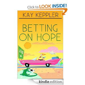 Post image for Amazon Free Book Download: Betting on Hope