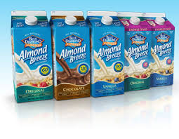 Post image for New Coupon: $0.75 off Blue Diamond Almond Breeze 1/2 Gallon