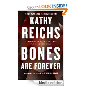 "Post image for Amazon: ""Bones Are Forever"" (Temperance Brennan Novel) $2.99"