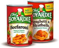 Post image for New Ibotta Offer: $.50/1 Chef Boyardee