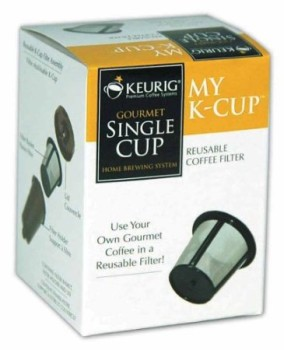 Post image for Amazon-Keurig My K-Cup Reusable Coffee Filter Only $7.79