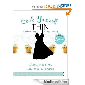"Post image for Amazon Book Download: ""Cook Yourself Thin"" $1.99"