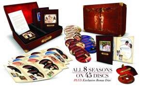 Post image for Amazon: Desperate Housewives: The Complete Collection Deluxe Edition $62.99