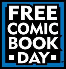 Post image for May 3rd- Free Comic Book Day