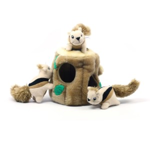 Post image for Amazon: Kyjen Hide-A-Squirrel Puzzle Toy for Dogs $9.99