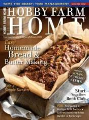 Post image for Today Only Hobby Farm Home Magazine Only $7.99
