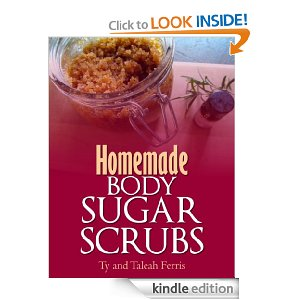 Post image for Amazon Free Book Download: Homemade Body Sugar Scrubs