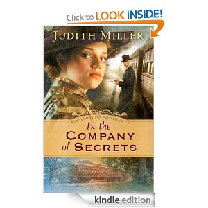 Post image for Amazon Free Book Download: In The Company of Secrets
