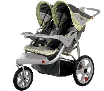 Post image for Amazon: InStep Safari Swivel Wheel Double Jogger $135 Shipped