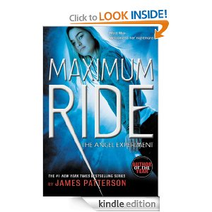 "Post image for Amazon Daily Kindle Deal: James Patterson's ""Maximum Ride"" Novels $2.99"