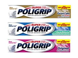 Post image for High Value Coupon: $2.50/1 Poligrip® Denture Adhesive (Possible Moneymaker)