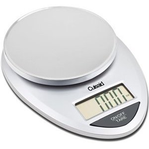 Post image for Amazon-Cuisaid ProDigital Digital Kitchen Scale $9.99