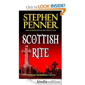 Post image for Amazon Free Book Download: Scottish Rite (A Maggie Devereaux Mystery, #1)