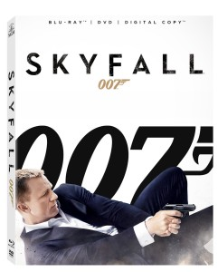 Post image for Amazon: Skyfall (Blu-Ray/DVD + Digital Copy) Only $16.99