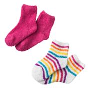 Post image for Kohls-Girls' Cozy Socks As Low As $1.60