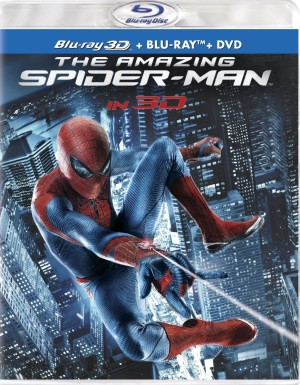 Post image for Amazon-The Amazing Spider-Man DVD (4-disc) $19.99