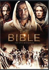 "Post image for Amazon: ""The Bible"" Miniseries DVD $29.96 Shipped"