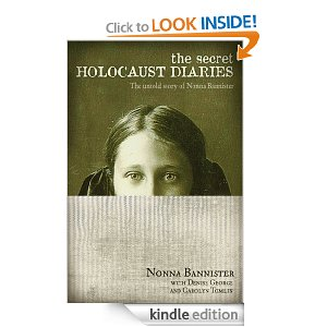Post image for Amazon Free Book Download: The Secret Holocaust Diaries: The Untold Story of Nonna Bannister