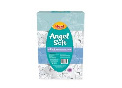 Post image for Amazon-Angel Soft Tissues (4Boxes, 4Pack) Only $7.97
