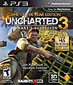 Post image for BestBuy.com Deal of the Day: Uncharted 3: Game Of The Year Edition for PS3 $19.99