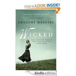 "Post image for Amazon: ""Wicked"" Books $1.99 (Yep, THAT ""Wicked"")"