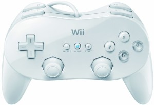 Post image for Amazon: Wii Classic Controller Pro $12.19