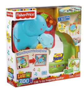 Post image for Amazon-Fisher-Price Luv U Zoo Crib N Go Projector Soother $19.25