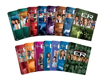 "Post image for Amazon Gold Box Deal: ""ER"" Seasons 1 – 15 $149.99"