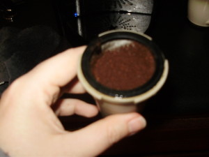 Make Your Own K-Cups: Keurig My K-Cup Reusable Coffee Filter
