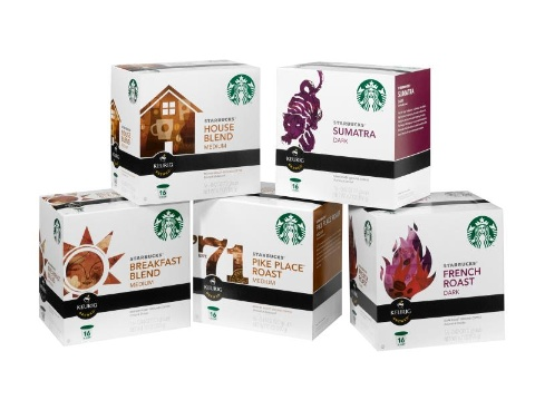 Post image for CVS: Starbucks K-Cups Sale $.44 Each