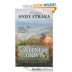 Post image for Amazon Free Book Download: A Witness Above