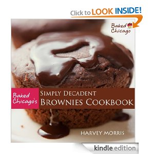 Post image for Amazon Free Book Download: Baked Chicago's Simply Decadent Brownies Cookbook