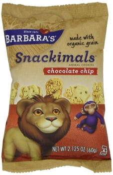 Post image for Barbara's Bakery Snackimals Animal Cookies $.86 Each Delivered