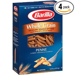 Post image for Amazon: Barilla Whole Grain Penne $.91