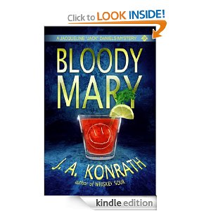 Post image for Amazon Free Book Download: Bloody Mary – A Thriller (Jack Daniels Mysteries)